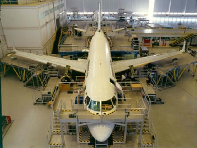 Embraer investe em unidade de Evora Portugall - Foto de www_cargoedicoes_pt