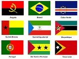 Paises Membros da CPLP