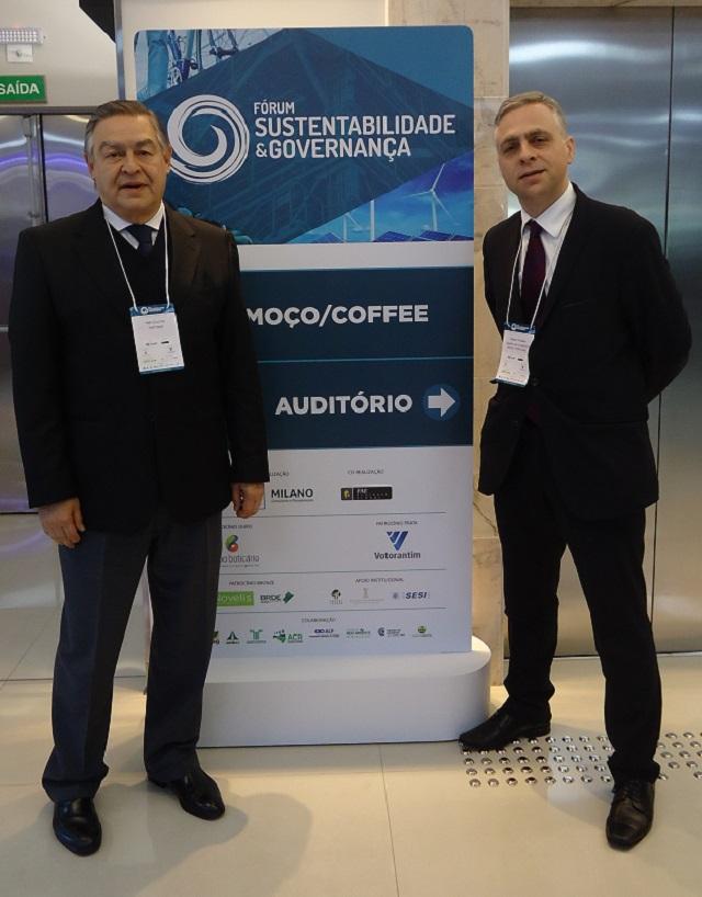 Forum Sustentabilidade e Governanca