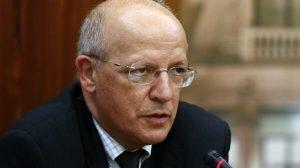 Ministro dos Negocios Estrangeiros de Portugal Augusto Santos Silva defende aumento do intercambio comercial com o Brasil