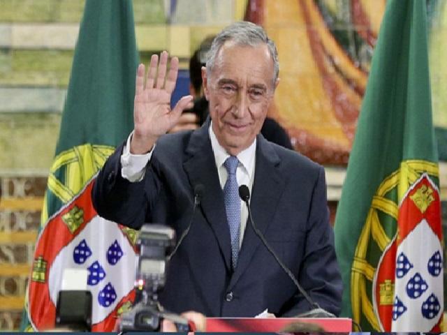Presidente de Portugal Marcelo Rebelo de Souza