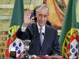 Presidente de Portugal Marcelo Rebelo de Souza_Capa
