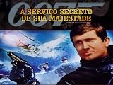 007 A Servico de Sua Majestade_Capa