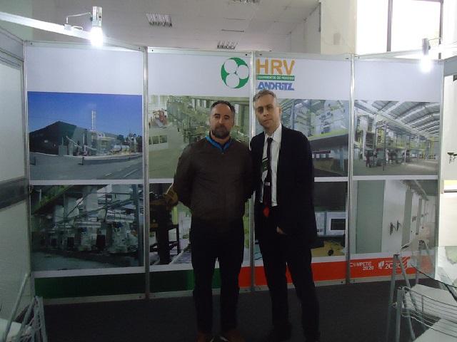 Pedro Verissimo - HRV Equipamentos de Processo e Adriano-CCBP-PR - CIBIO 2017 - 20-06-2017