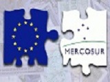 Bandeiras UE e Mercosul Capa