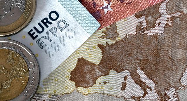Aumento de custos na zona do euro