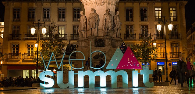 Resumo Web Summit 2017 Lisbon