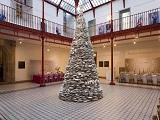Arvore de Natal de porcelana de Porto_Portugal_Capa