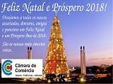 CCBP deseja a todos um Feliz Natal e um Prospero Ano de 2018_Capa