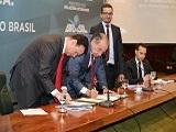 Portaria que cria a Comissao de Coordenacao em Ciencia, Tecnologia e Inovacao foi assinada pelos ministros Gilberto Kassab e Aloysio Nunes_Capa