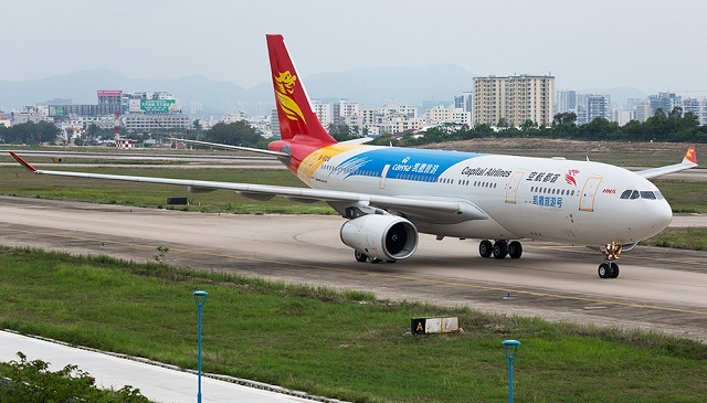 Beijing Capital Airlines and TAP