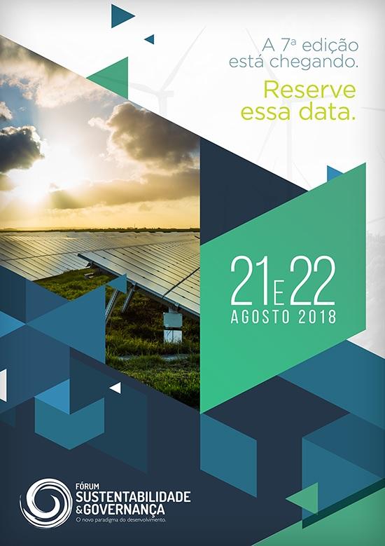 Fórum de Sustentabilidade e Governança 2018