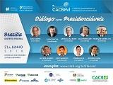 Folder dialogo com presidenciaveis_Capa