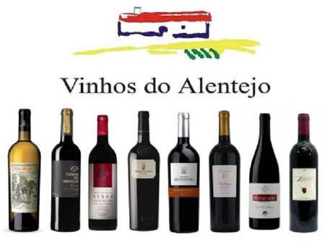Vinhos Alentejanos Portugueses