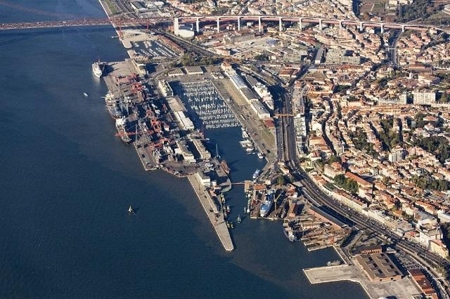 Foto Porto de Lisboa Portugal