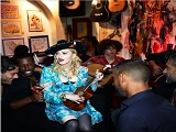 Madonna escolhe Lisboa e Benfica_Capa