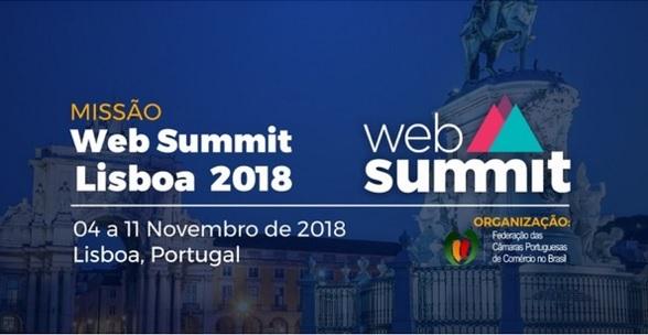 Missão Empresarial para Web Summit 2018