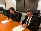 Sanepar firma parcerias tecnicas com Portugal_Capa
