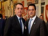 Governador defende corredor bioceanico em encontro com Bolsonaro_Capa