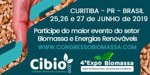 Congresso Internacional de Biomassa CIBIO 2019