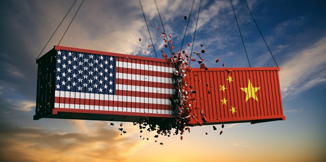 Disputa comercial entre EUA e China