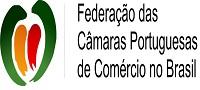 Logo Federação das Câmaras Portuguesas de Comércio no Brasil-Link