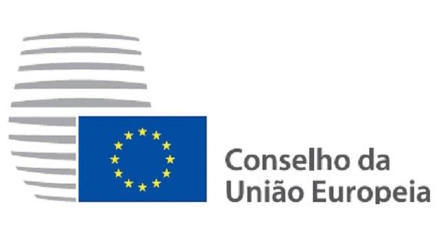 Logo Conselho da União Europeia