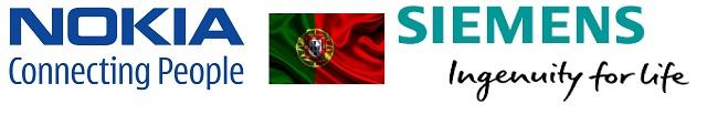 NOKIA e SIEMENS em Portugal