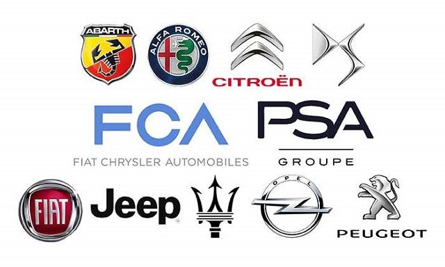 Fusao FCA e PSA