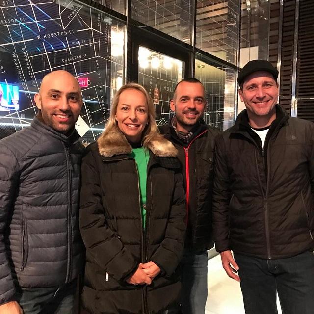 Grupo OM in NY
