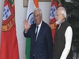 Primeiros-ministros António Costa e Narendra Modi_capa