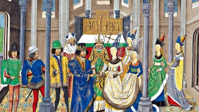 Casamento Dom Joao I e D_Filipa de Lencastre_1387