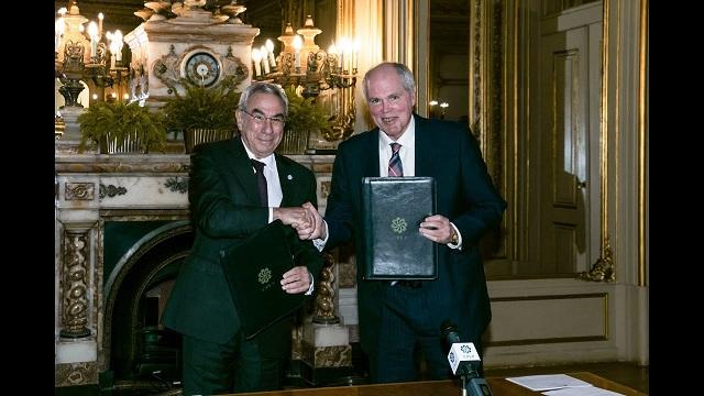 Acordo CPLP e OECD