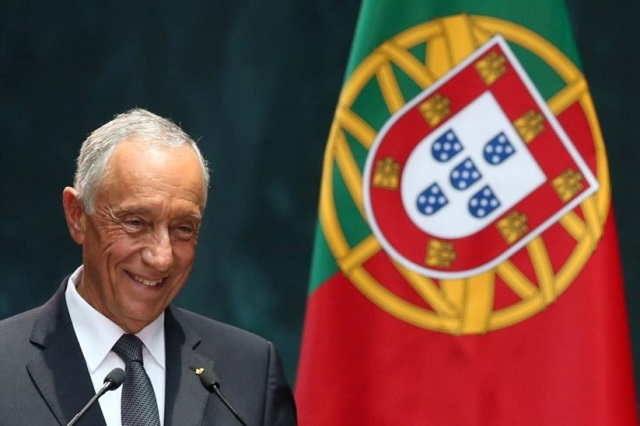 Presidente Portugal Marcelo