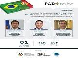 Convite para a Webinar - Ambiente de Negócios em Portugal e no Brasil