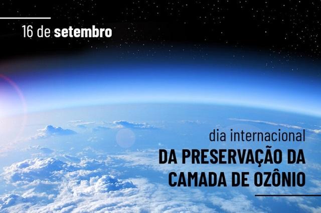 Dia internacional de preservacao da camada de ozonio
