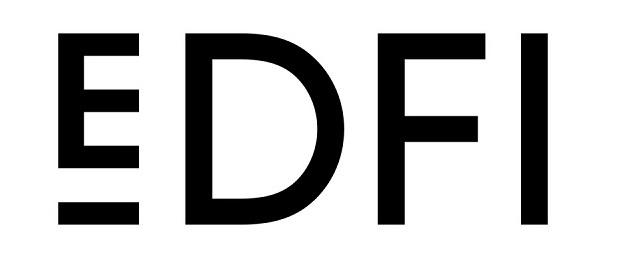 EDFI logo