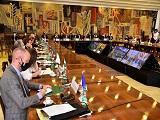 Ministro Ernesto Araújo preside Diálogo com Embaixadores da UE no Brasil