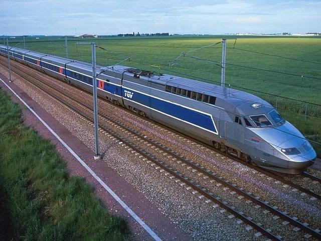 TGV Portugal-Espanha